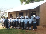 17. Secondary School Students singing 2011